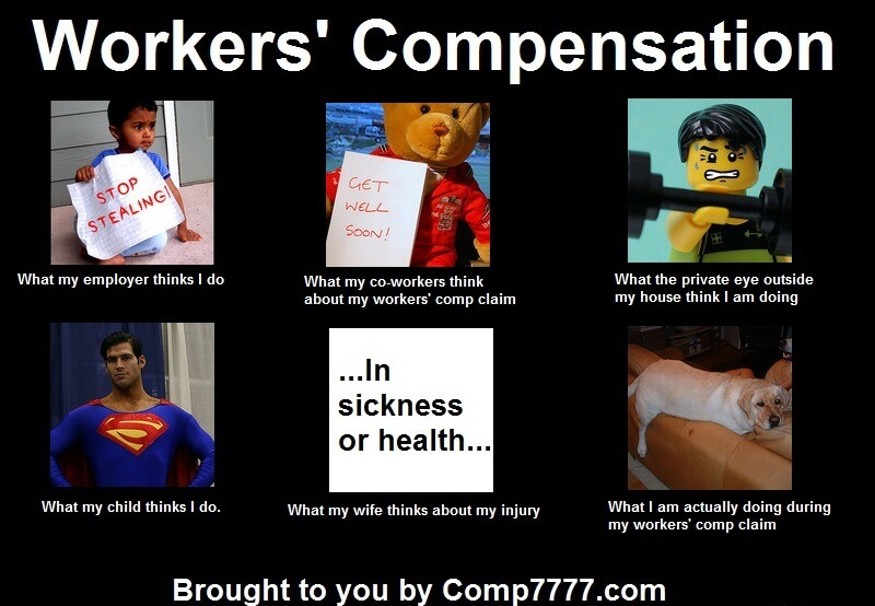 Workers compensation meme
